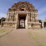 hampi part 4 achyutaraya temple chakratheertha riverside ruins 11