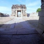 hampi part 4 achyutaraya temple chakratheertha riverside ruins 13