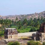 hampi part 4 achyutaraya temple chakratheertha riverside ruins 17