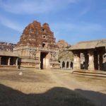 hampi part 4 achyutaraya temple chakratheertha riverside ruins 18
