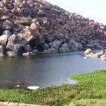 hampi part 4 achyutaraya temple chakratheertha riverside ruins 25