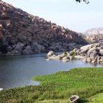 hampi part 4 achyutaraya temple chakratheertha riverside ruins 26
