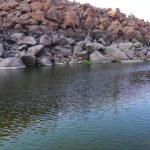 hampi part 4 achyutaraya temple chakratheertha riverside ruins 30