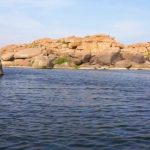 hampi part 4 achyutaraya temple chakratheertha riverside ruins 31