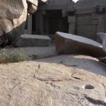 hampi part 4 achyutaraya temple chakratheertha riverside ruins 38