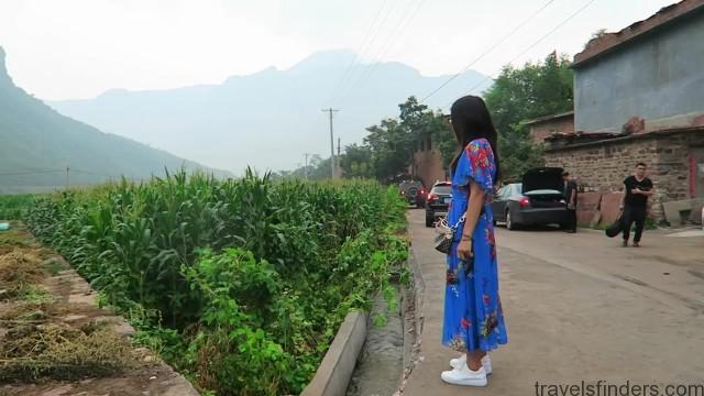 in a remote town in china 23