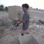 living in mud huts in the israel desert 71