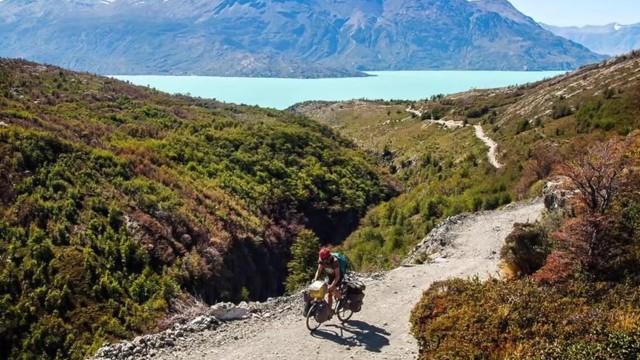 perito moreno glacier in el calafate pedal south patagonia expedition 07 23