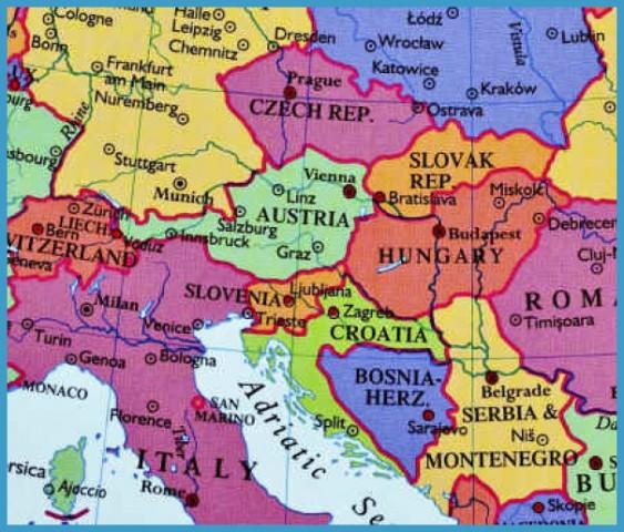 Map Of Slovenia And Austria_11.jpg