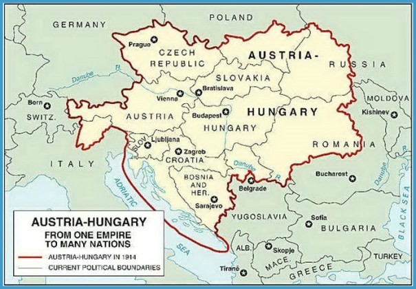 Map Of Slovenia And Austria_9.jpg