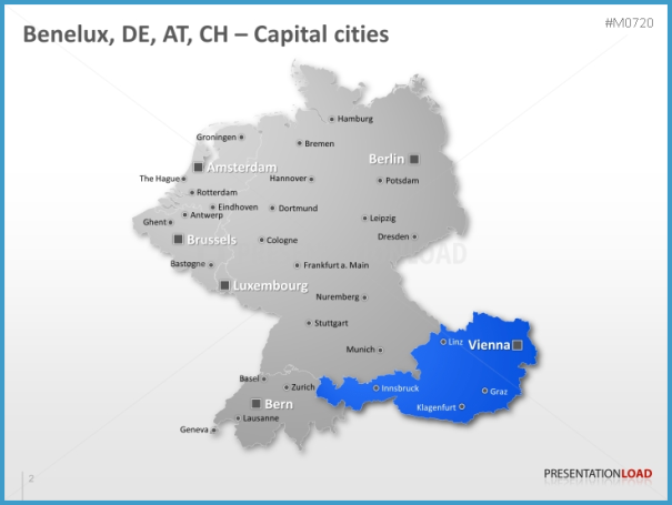 Map Of Germany Austria And Switzerland.Map Of Switzerland Austria And Germany Travelsfinders Com