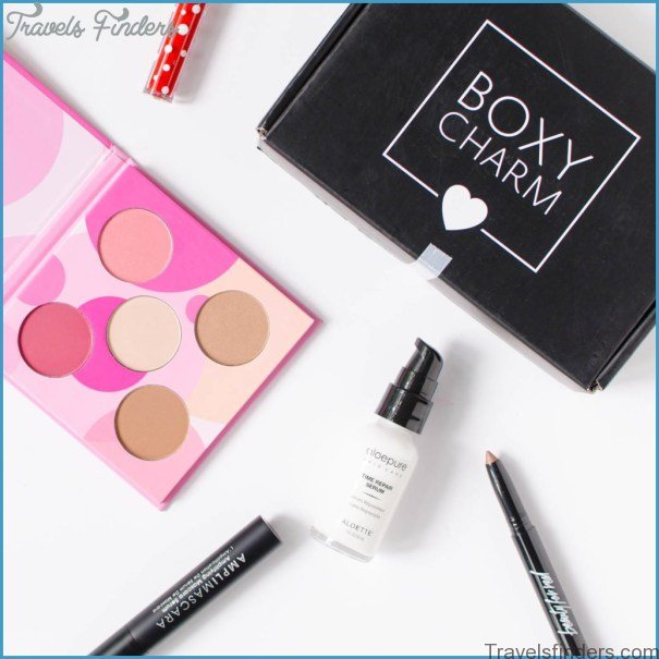 beauty sample subscription service