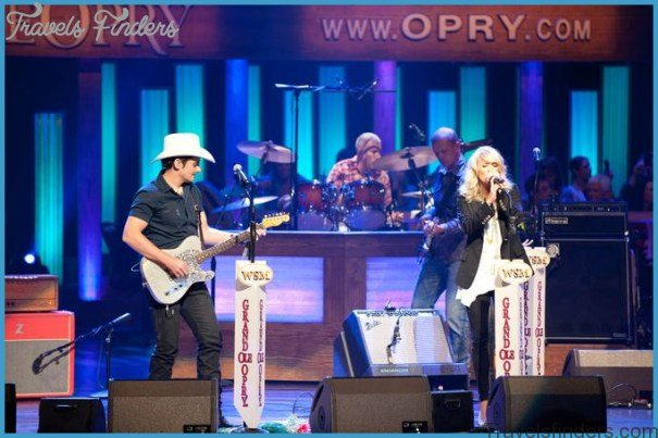 Ticket to Grand Ole Opry Radio Show with Transport_4.jpg