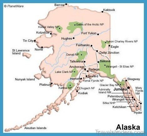 Alaska Map and Travel Guide - TravelsFinders.Com ® on map of seward alaska, map of vancouver bc, sitka alaska, map of alaska and canada, map of denali alaska, juneau alaska, map of homer alaska, map of southeast alaska, map of wasilla alaska, map of naknek alaska, large print map of alaska, map of alaska inside passage, road map of alaska, map of kotzebue alaska, skagway alaska, outline map of alaska, ketchican alaska, map of hoonah alaska, juno alaska, map of craig alaska,