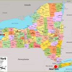 maps of new york map of new york max