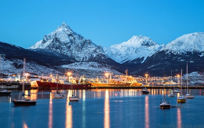 Ushuaia: The End of the World