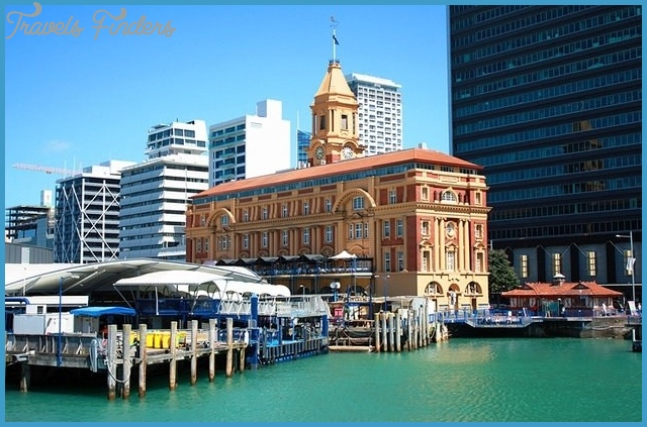 Top Tourist Attractions In Auckland New Zealand