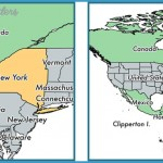 Where is New York state? Where is New York Located in The World