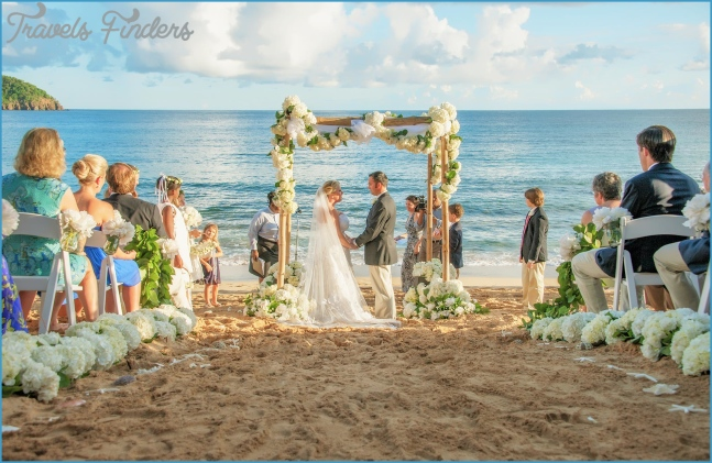 Romantic Caribbean - Weddings - Curtain Bluff Antigua