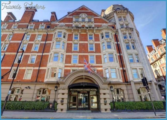 Radisson Blu Edwardian Bloomsbury Street Hotel - Review - Men Style ...