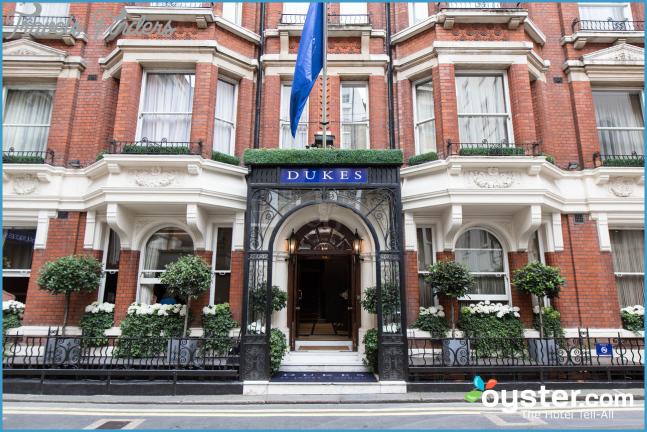 Dukes Hotel - London | Oyster.com Review & Photos
