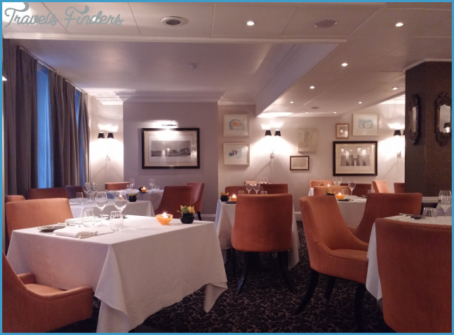 REVIEW: Thirty Six by Nigel Mendham, Dukes Hotel, St James's Place ...