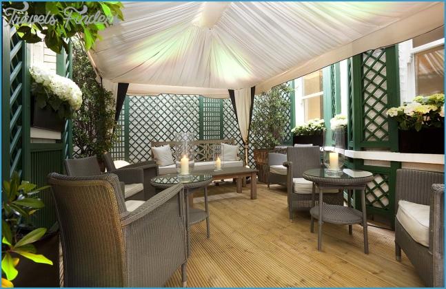 London Cigar Scene: Cognac and Cigar Garden at Dukes Hotel, St James ...
