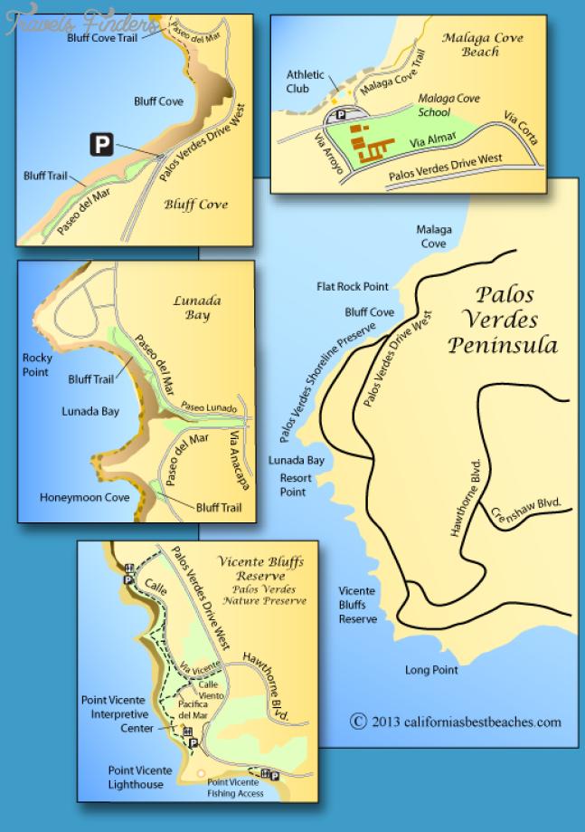 Palos Verdes Peninsula Beaches - California's Best Beaches