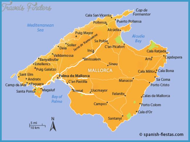 Mallorca Tourist Information   Travel Guide