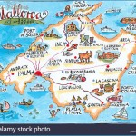 Map Mallorca Maps Map software Cartography Cartography Continent ...