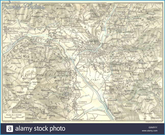 Italy Map 20th Century Stock Photos & Italy Map 20th Century Stock ...