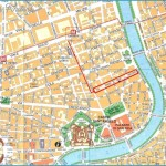 Large Rome Maps for Free Download and Print | High-Resolution and ...