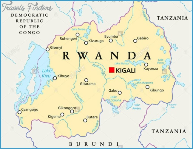 Rwanda discovers mass graves with bodies of 5,400 genocide victims
