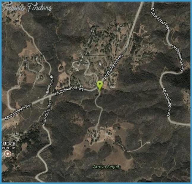 Arroyo Sequit Park - Hike and Horseback near Malibu, California ...