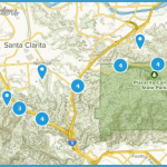Best Trails near Newhall, California