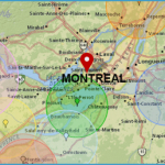 A Map Of All The Earthquakes In And Around Montreal Over The Last 2 ...