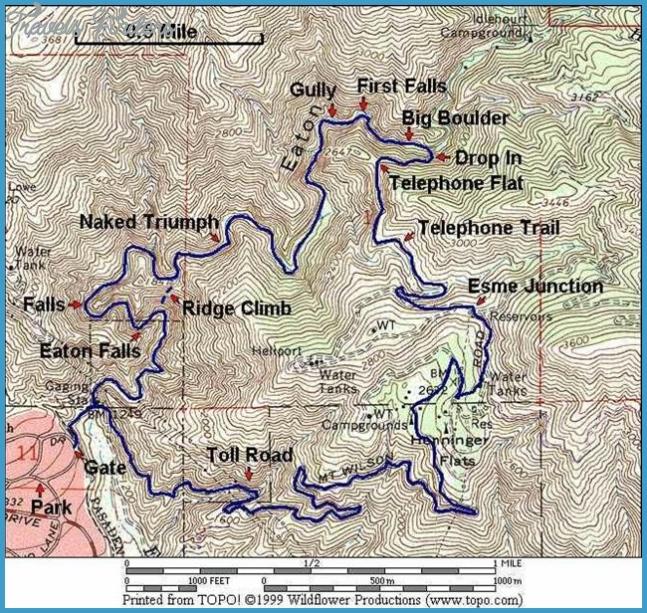 Take A Hike!: November 2011