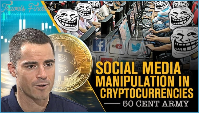 How Does Social Media Manipulation Affect Cryptocurrencies? (50 Cent ...