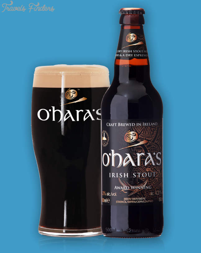 O'Hara's Irish Stout - O'Hara's | Carlow Brewing Company