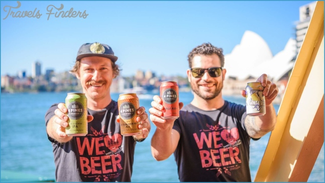 You Can Now Crack a Tinnie on Your Commute Home on the Manly Ferry