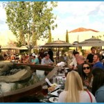Stone Outdoor Garden - Picture of Stone Brewing World Bistro