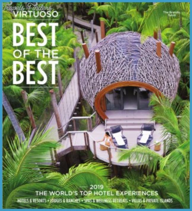 Virtuoso's Best of the Best for 2019 - LATTE Luxury News