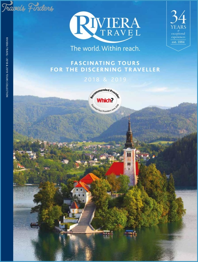 Escorted Tours For The Discerning Traveller by Riviera