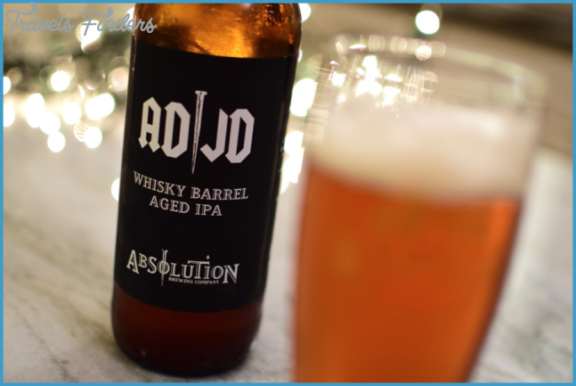 Beer Review – Absolution Brewing