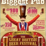 Pin by Clink Hostels on London Events | Beer festival, British beer