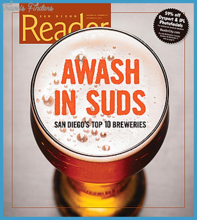 San Diego's Top Breweries | San Diego Reader