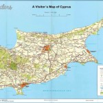 Cyprus Map – Detailed Map of Cyprus