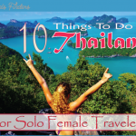 Thailand's Top Things To Do for Solo Female Travelers