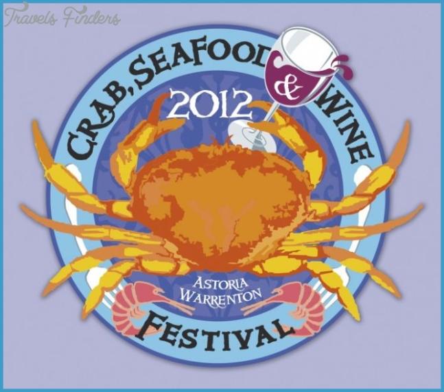 Astoria-Warrenton Crab, Seafood & Wine Festival