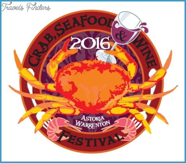 Annual Astoria Warrenton Crab, Seafood and Wine Festival